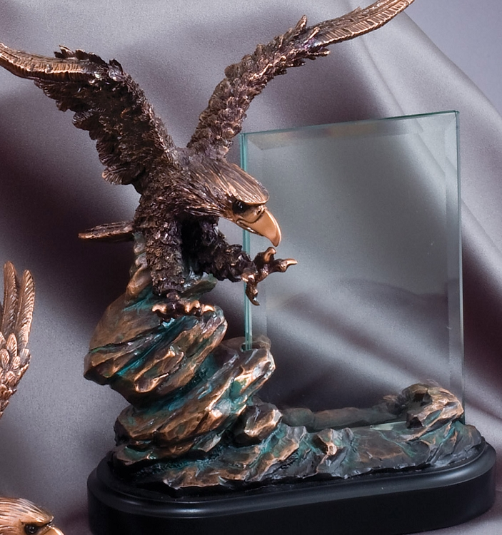Eagle Resin Story Glass Award